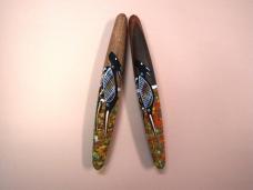 Clapsticks - Painted